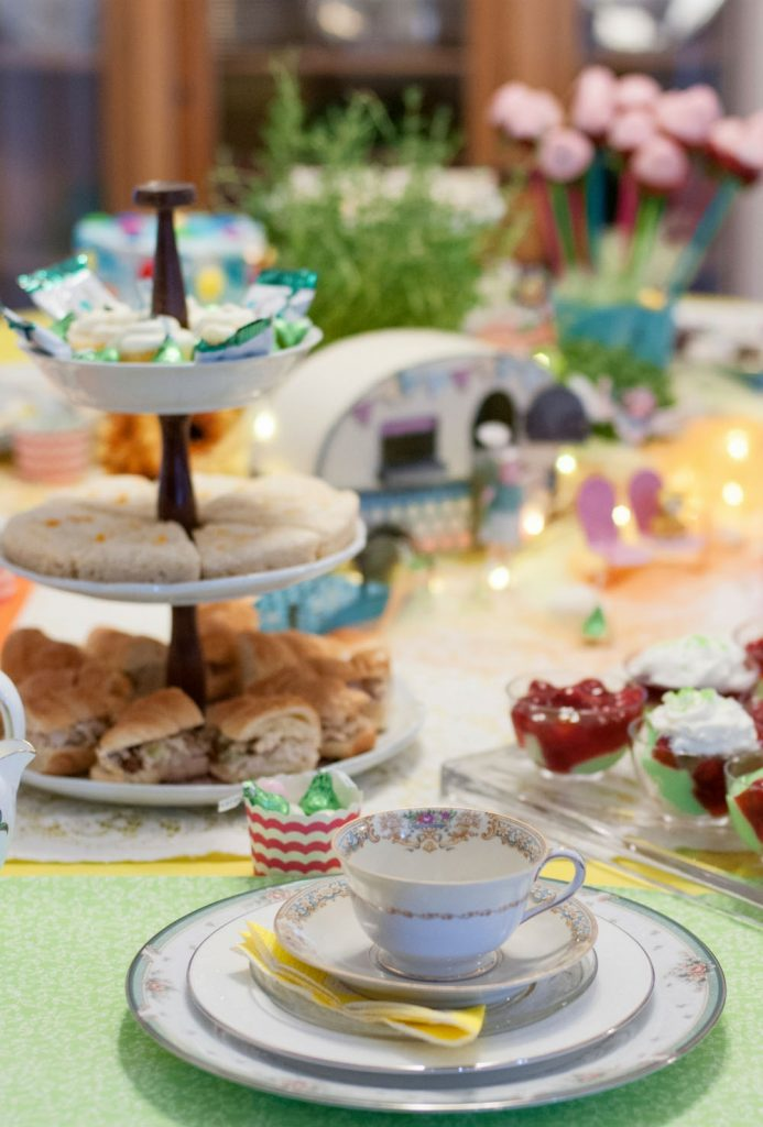 Enchanted Fairy Tea Party