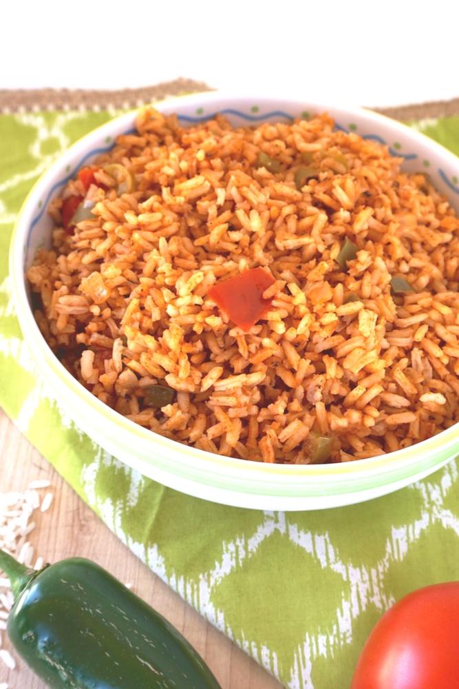 Traditional Spanish Rice