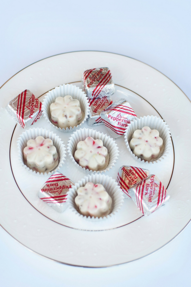 Easy Cherry and Pistachio White Chocolates