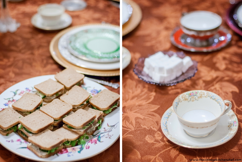 A few synonyms for fancy are lavish, elegant and special. Join me for some thoughts and ideas on how to host a special tea for your family and friends.